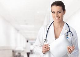 Первая консультация врача